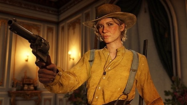 sadie red dead redemption 2