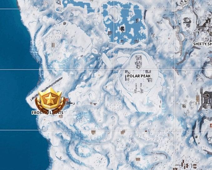 Fortnite Season 7 Week 3 Secret Battle Star Location