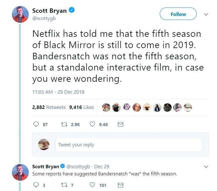scott bryan black mirror tweet