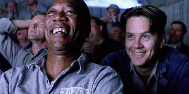 shawshank redemption stephen king
