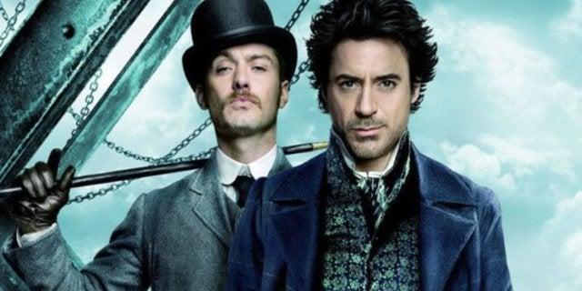 Sherlock Robert Downey Jr Jude Law