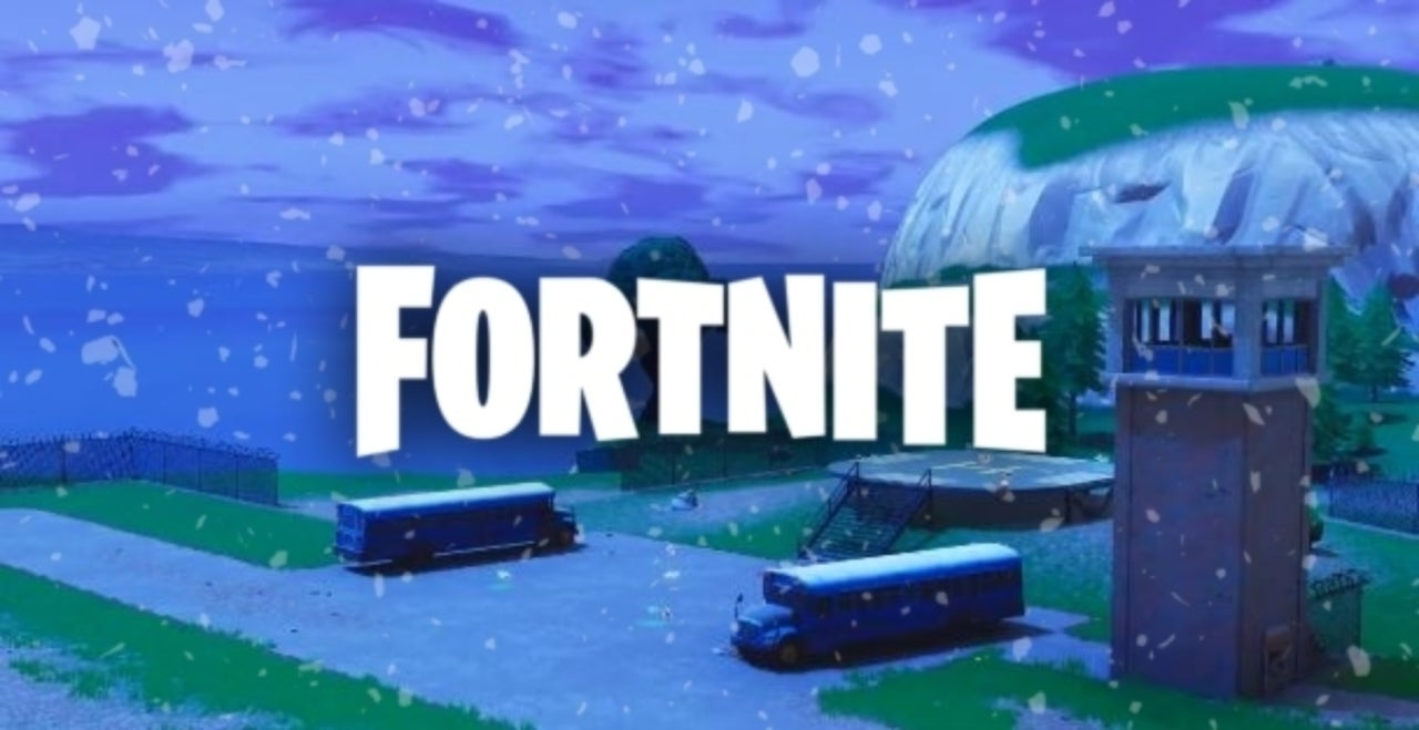 Fortnite' Begins To See Snowfall Ahead of Leaked Event