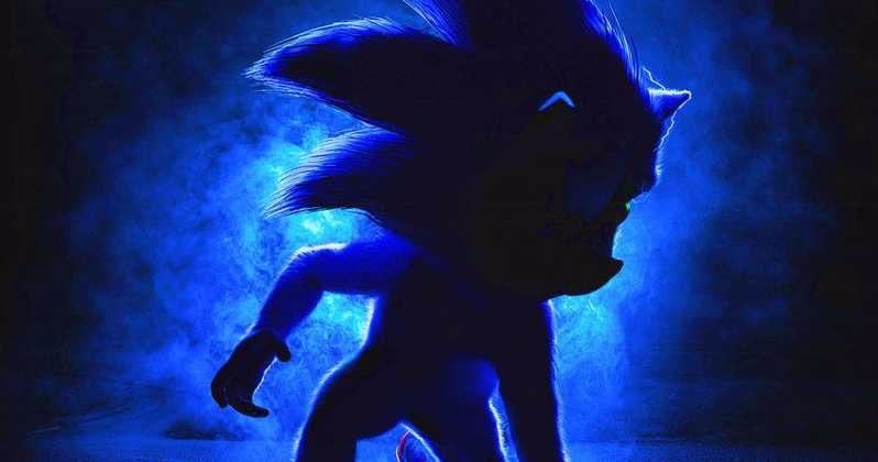 Sonic The Hedgehog Movie Poster Inspires Great User Creations On