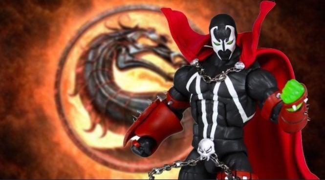 Spawn Hinted At For 'Mortal Kombat 11' By Todd McFarlane