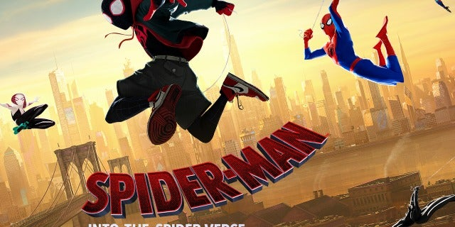 Spider-Man: Into the Spider-Verse MOVIE REVIEW screen capture