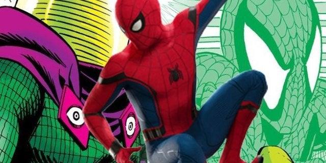 spider man mysterio