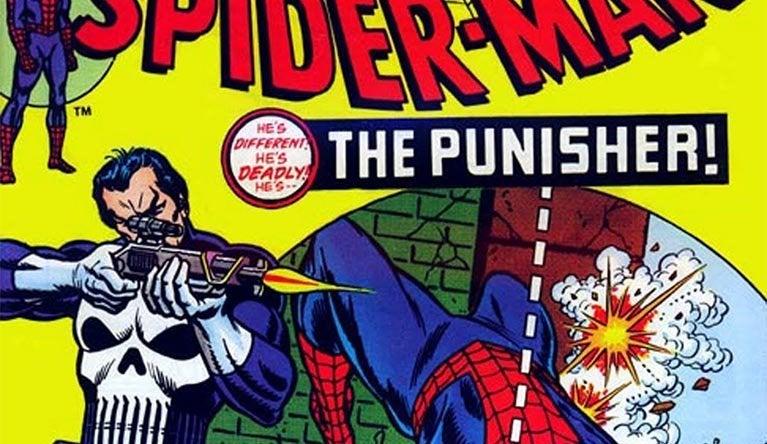 spider man punisher comics stolen header