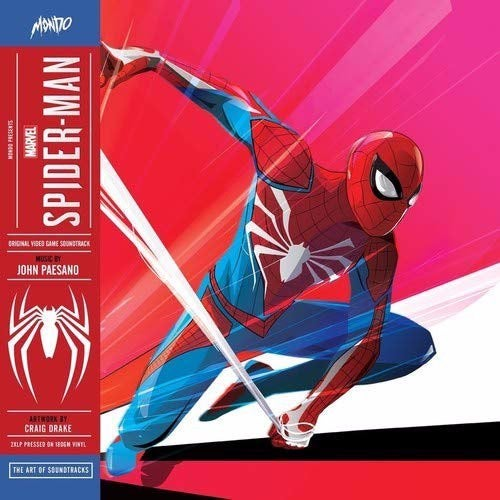 Spider-Man PS4' Double Vinyl Album Set Now Available For Pre-Order