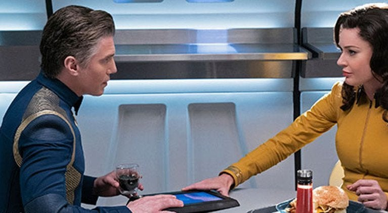 Star Trek Discovery Pike Number One