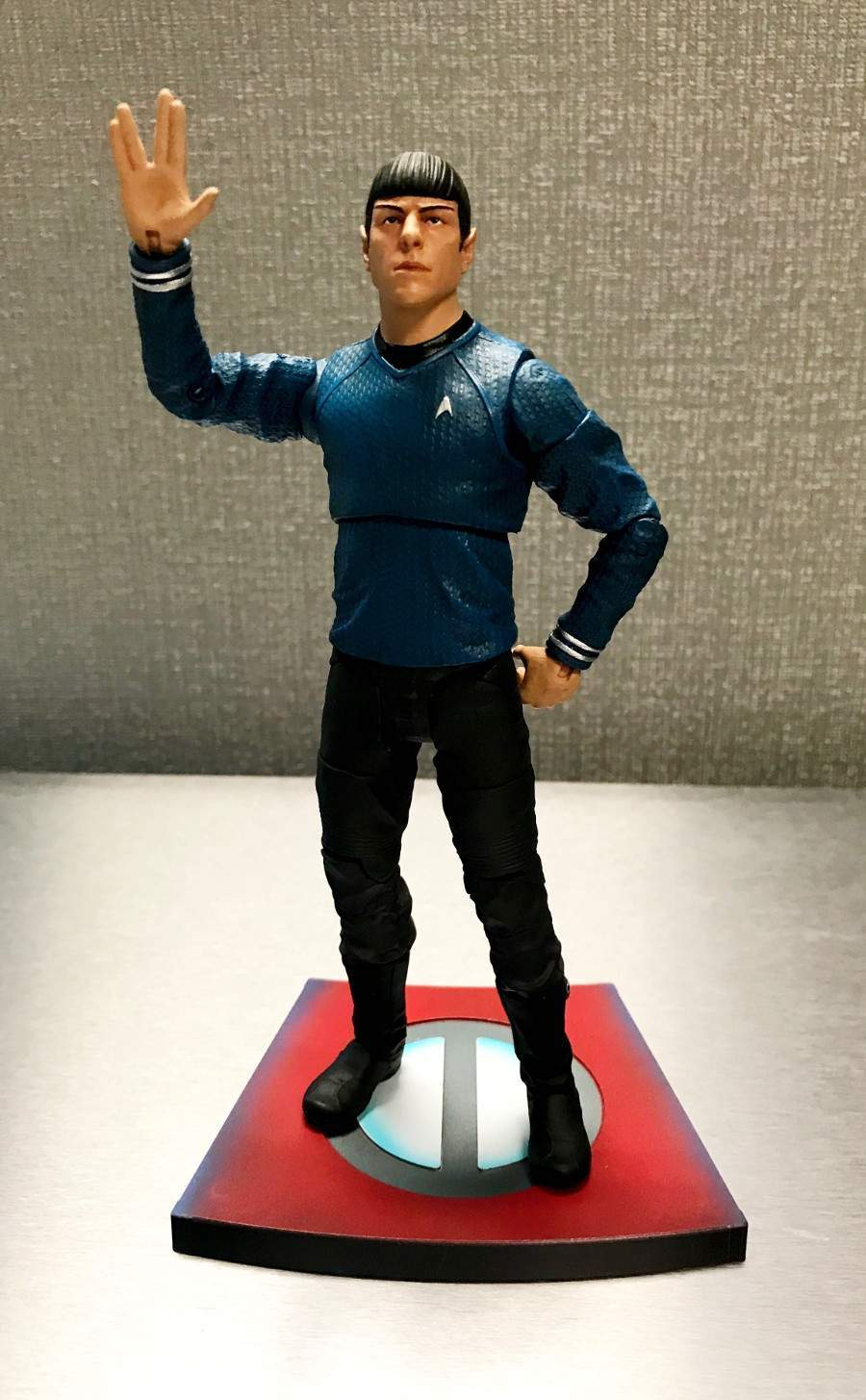 Star Trek Into Darkness Diamond Figures 07