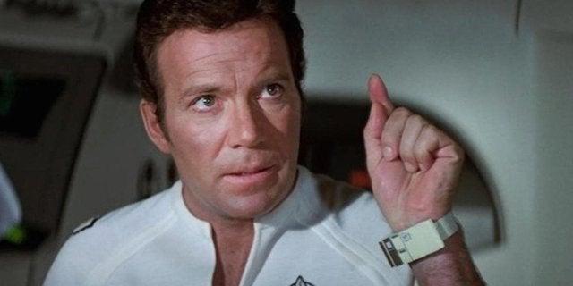 Star Trek Kirk William Shatner