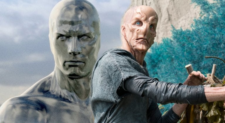 Star Trek Saru Silver Surfer Doug Jones