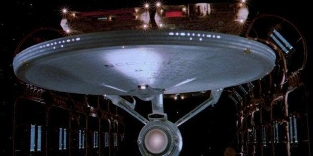 Star Trek TMP USS Enterprise