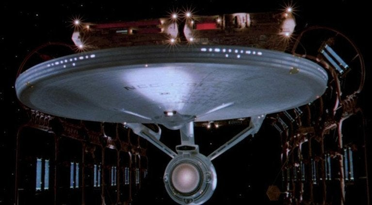 Star Trek TMP USS Enterprise