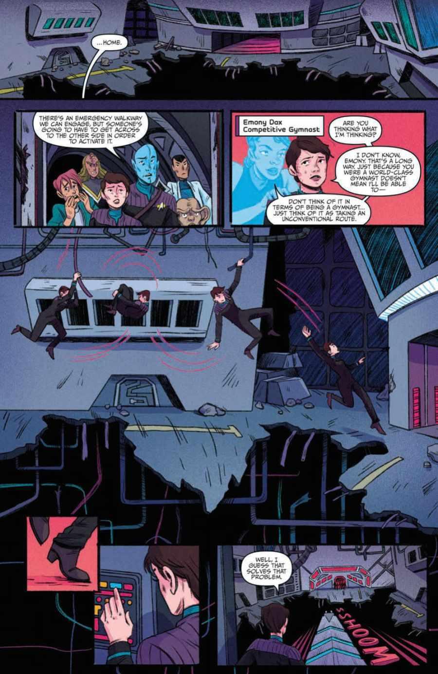 Star Trek Waypoint Special 01