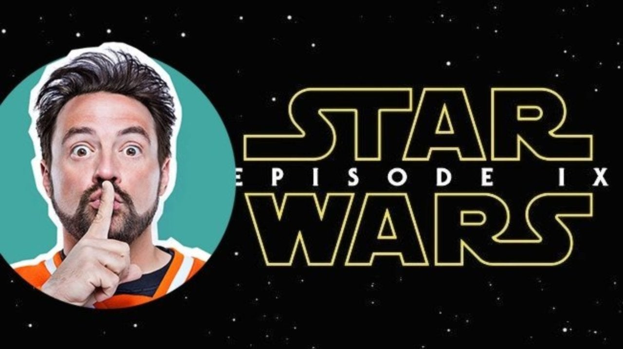 Kevin Smith Says 'Star Wars: Episode IX' Is Fantastic, Made Him Cry