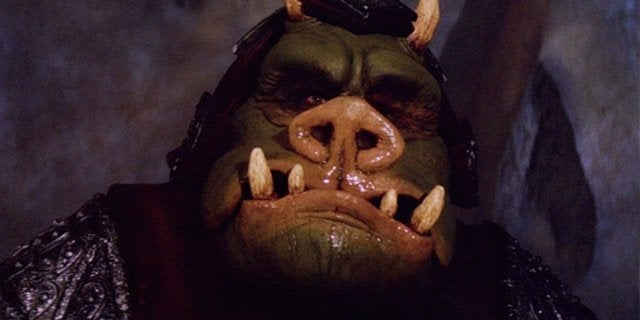 Star Wars: Gamorrean Guards Spotted On 'The Mandalorian' Set
