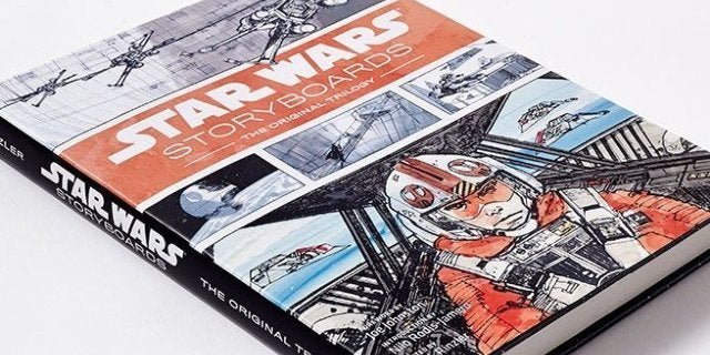 Save 53% On 'Star Wars Storyboards: The Original Trilogy'