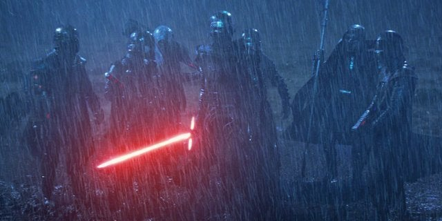 star wars the force awakens knghts of ren