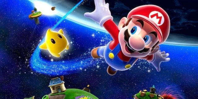 Nintendo Applies For New 'Super Mario Galaxy' and 'Metroid Other M' Trademarks