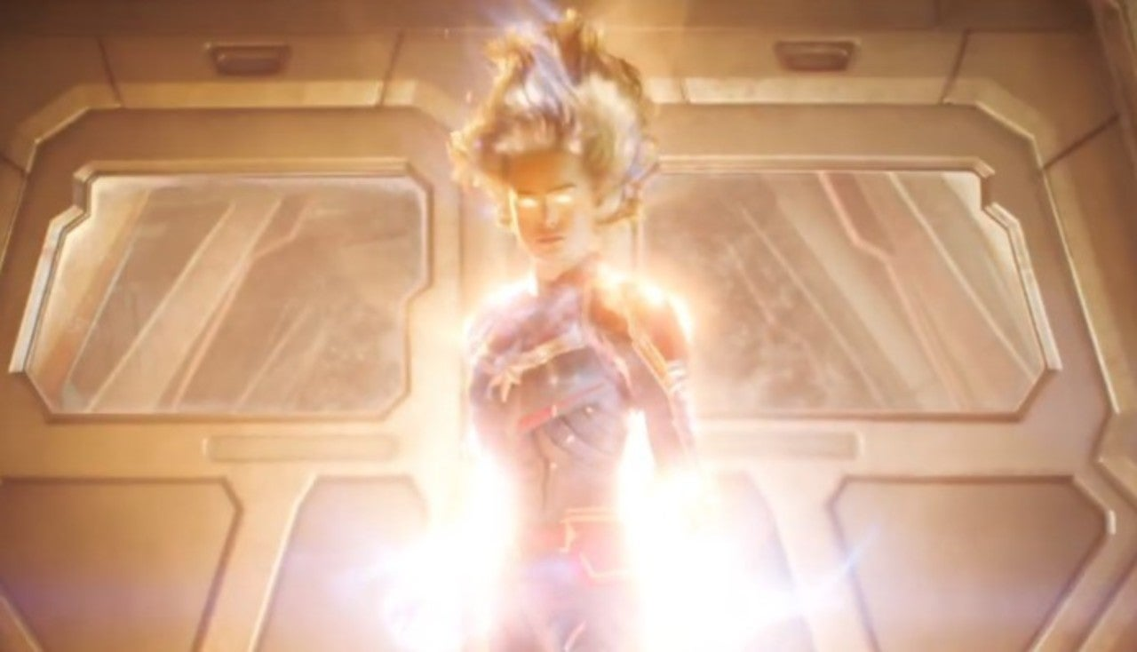 Captain Marvel': What Is Binary?