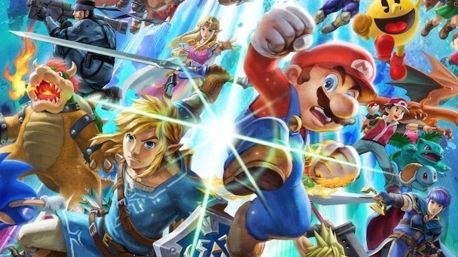 Super Smash Bros Ultimate Guest Dlc Characters Will Surprise Fans