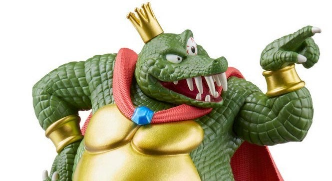'Super Smash Bros. Ultimate' Have Issues With King K. Rool's Name In-Game