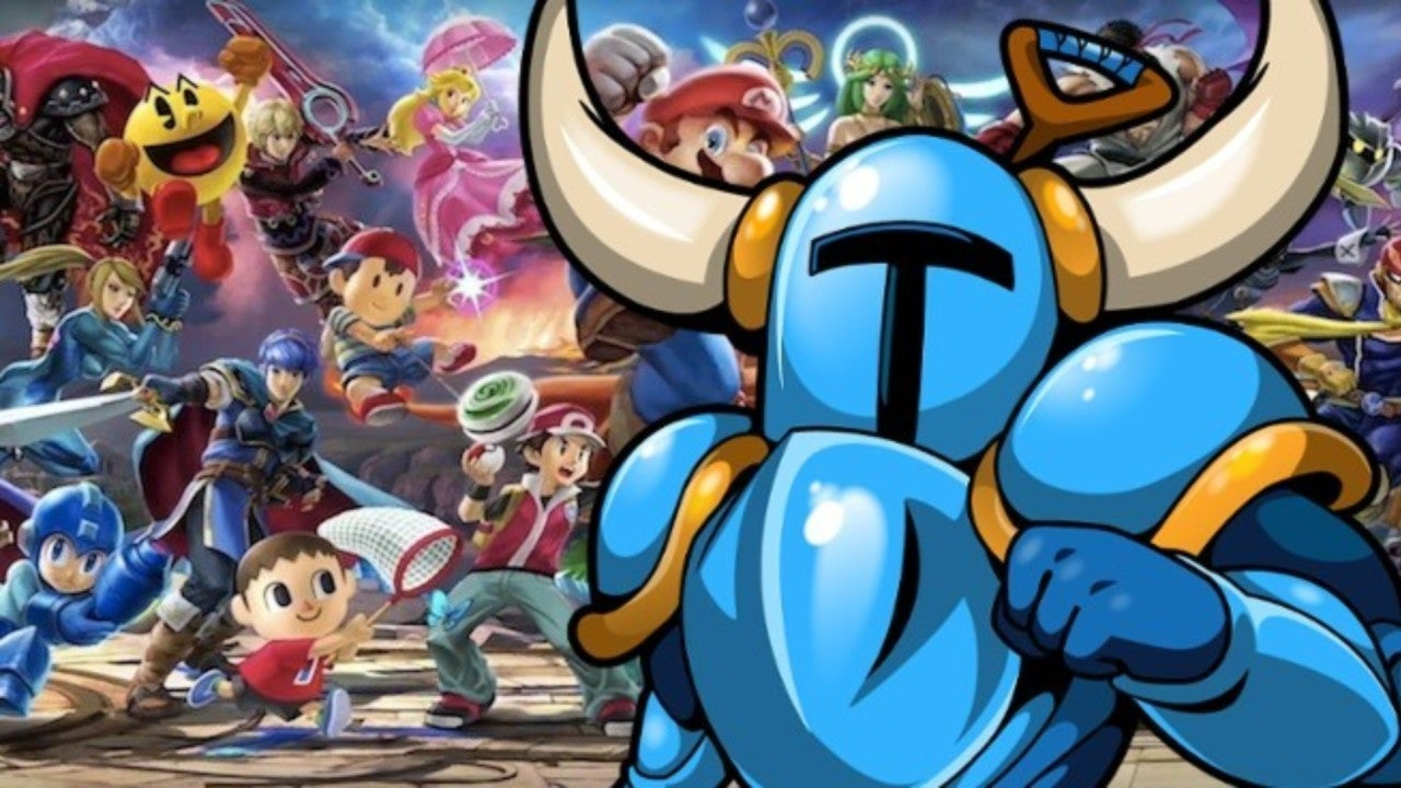 Shovel Knight' Creators React to Finding Their Character in 'Super