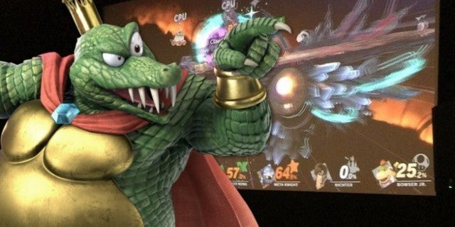 Super Smash Bros Ultimate Theater