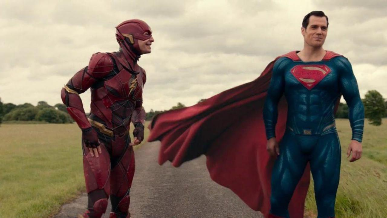 Man of Steel 2' and 'The Flash' Movies