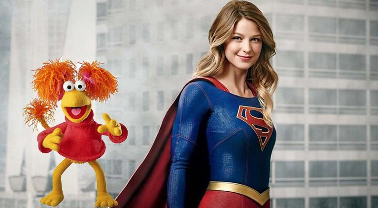 supergirl fraggle dance