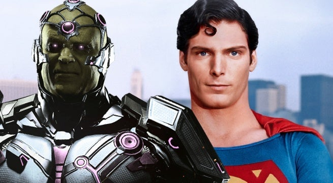 superman christopher reeves richard donner brainiac