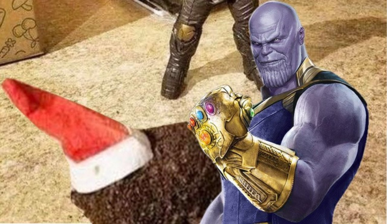 The Elf Of The Shelf Evidently Did Not Survive Thanos Snap