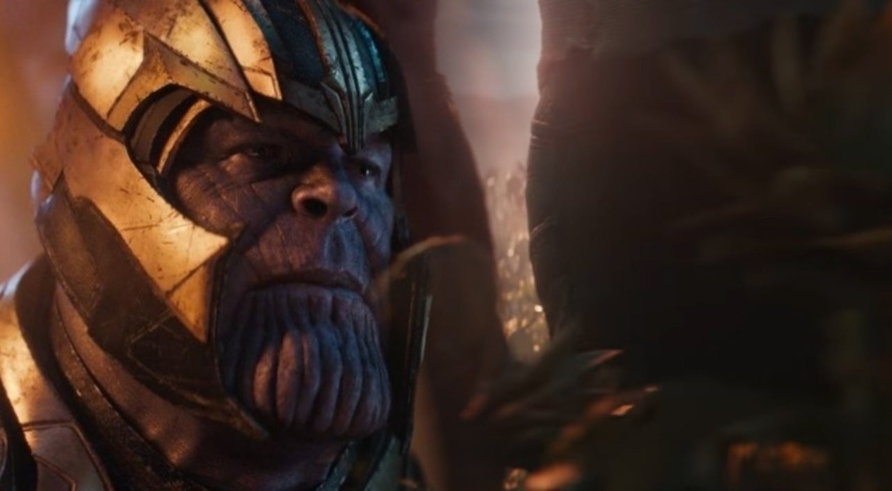 Avengers: Endgame Fan Shows off Killer Hyperrealistic Thanos Tattoo