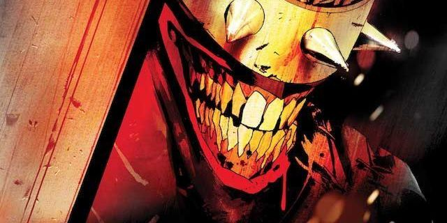 Batman Who Laughs Coming to Batman the Animated Series Collection