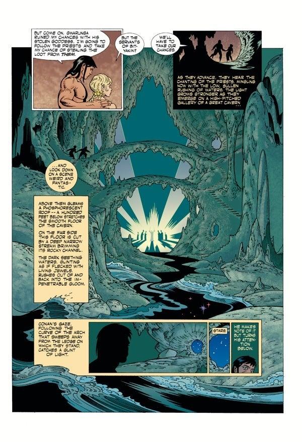 Preview: 'The Conan Reader' TPB Is A Conan Fan's Dream