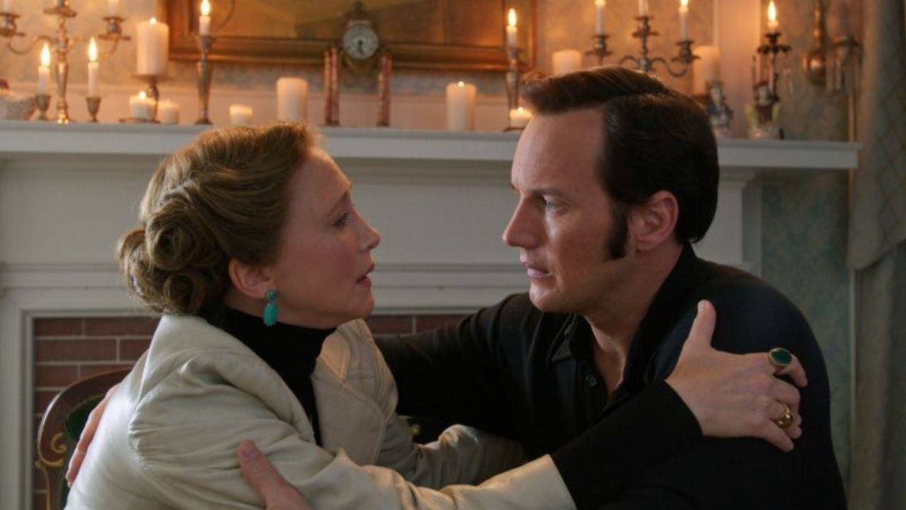 'The Conjuring' Star Patrick Wilson Shares Tribute to Lorraine Warren