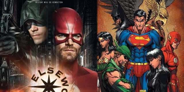 """Elseworlds"" Was Almost Named After a Different DC Comics Crossover"