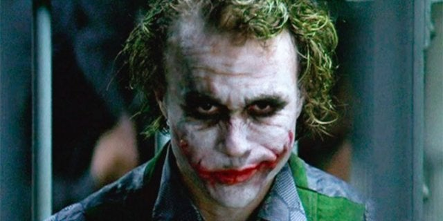 Netflix Names Heath Ledgers The Joker As The Best Villain