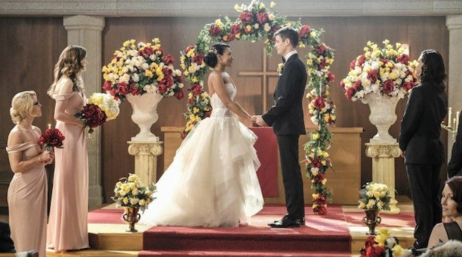 The Flash Grant Gustin Married Andrea Thoma