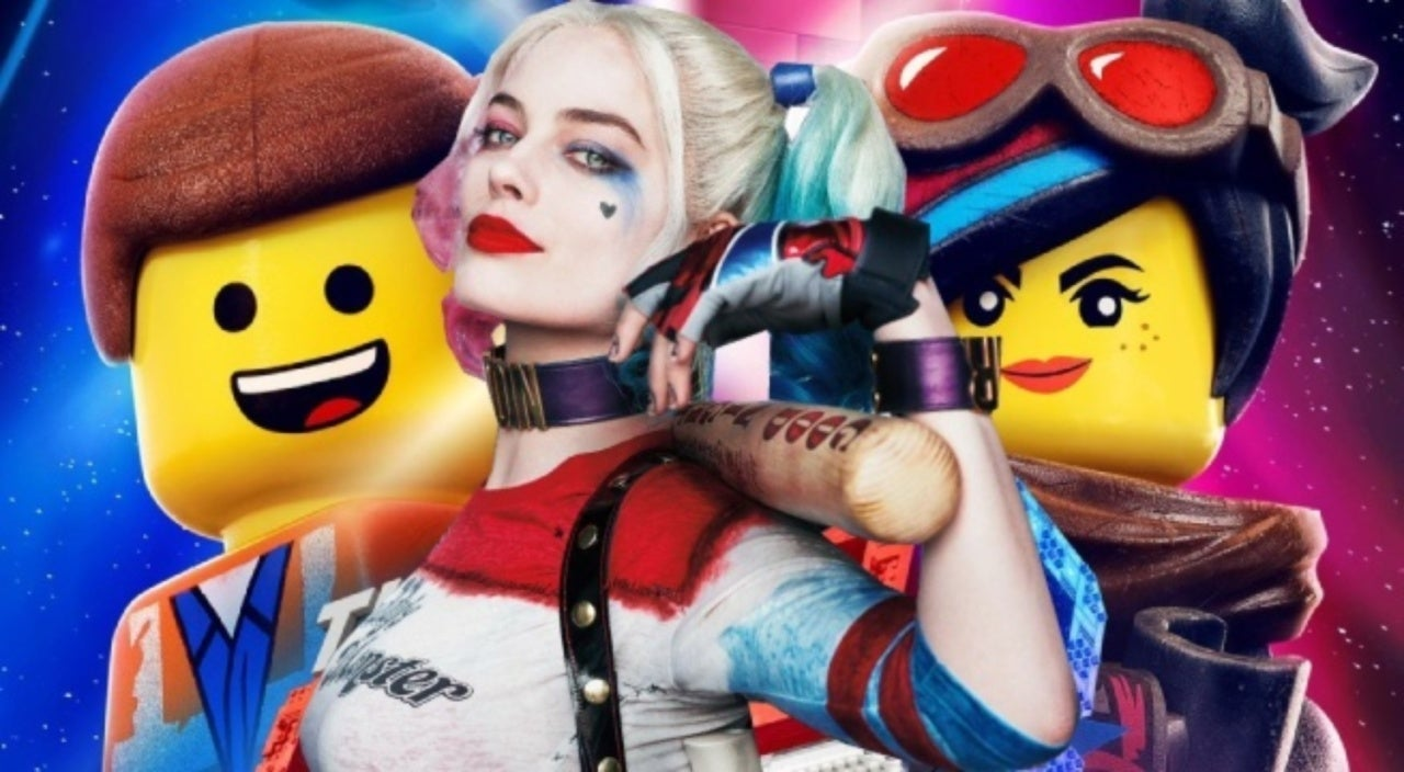 Suicide Squad Version Of Harley Quinn Revealed In New The Lego Movie 2 Set