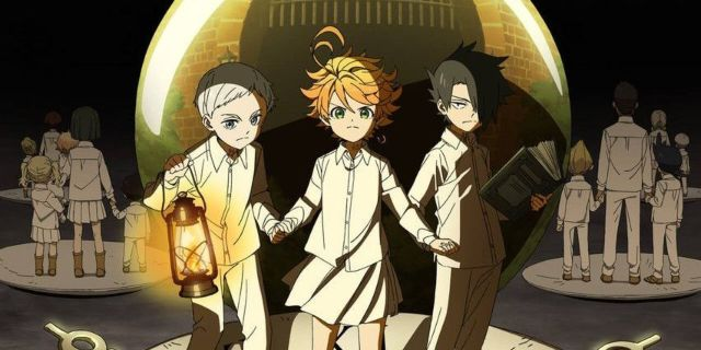 The Promised Neverland Producer Reveals How the Series Became an Anime