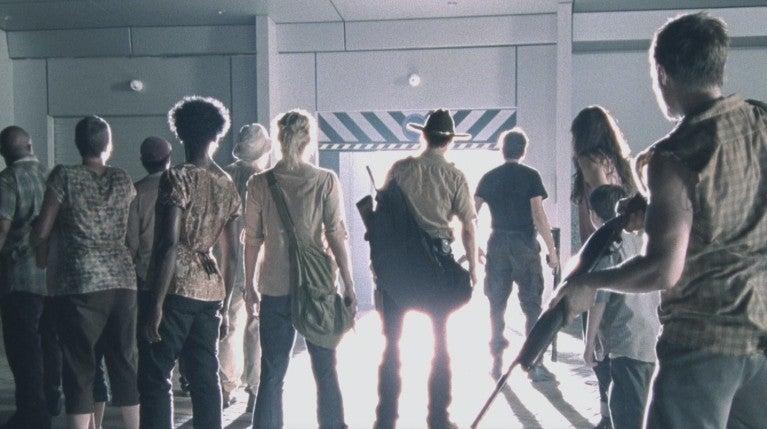 The Walking Dead 106 CDC