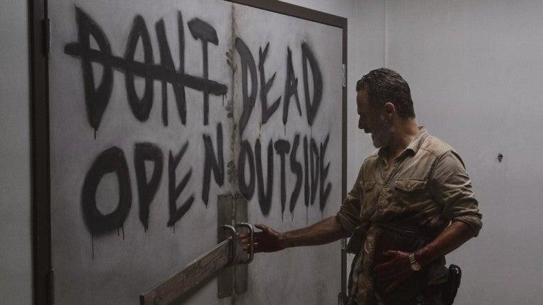 The Walking Dead 905 Rick Grimes
