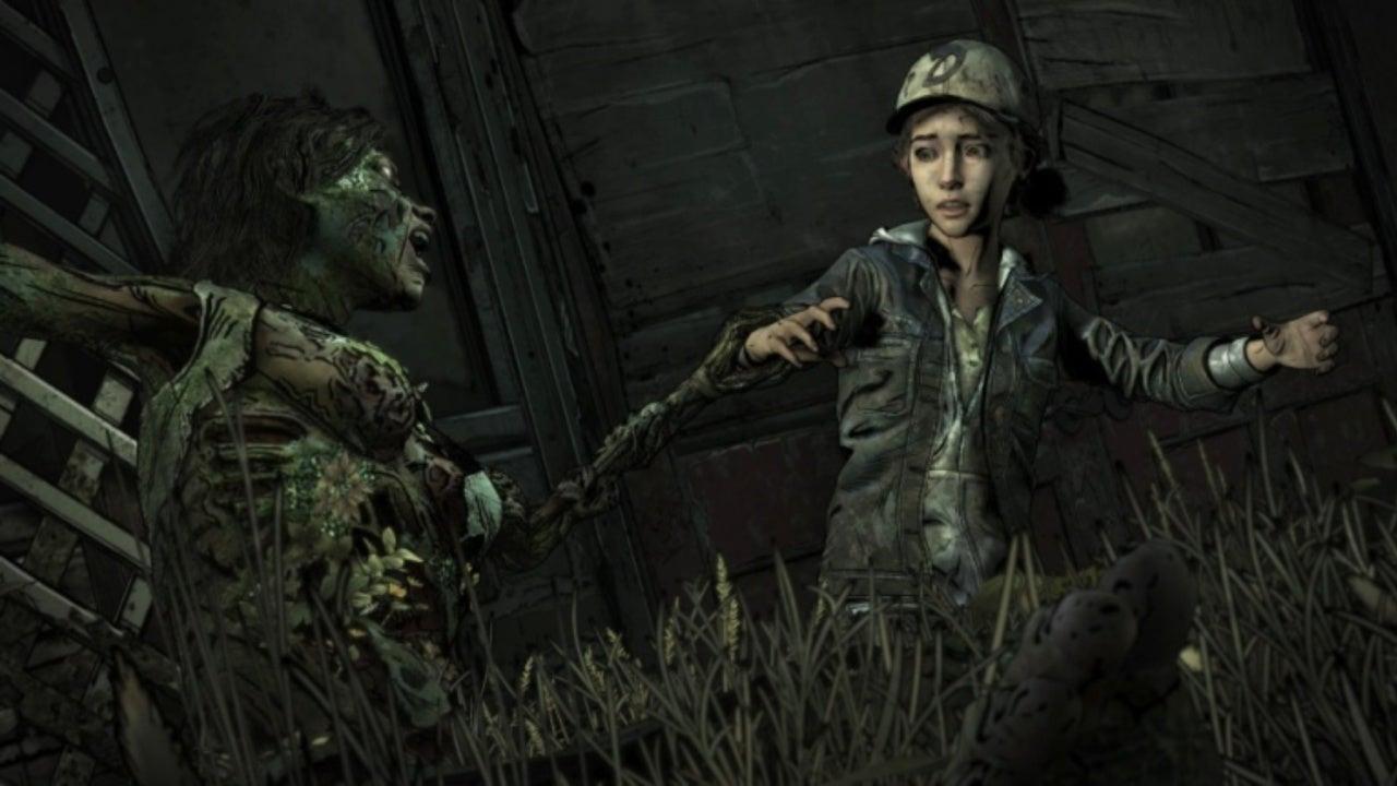 Telltale's 'The Walking Dead' Star Melissa Hutchison