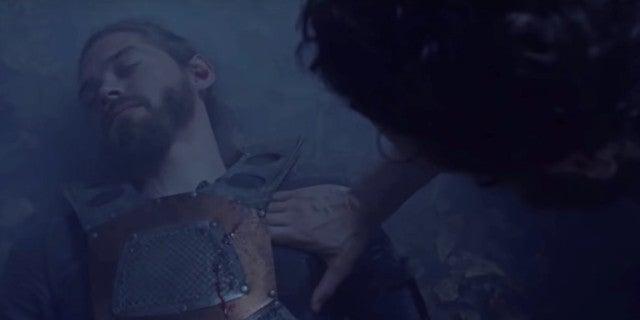 The Walking Dead Jesus dead