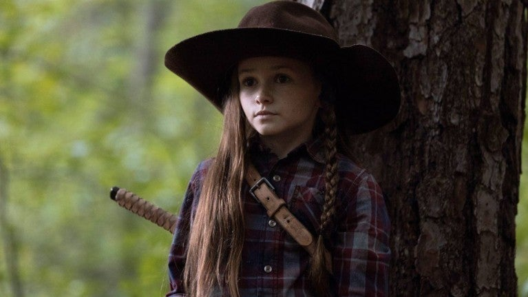 The Walking Dead Judith Grimes