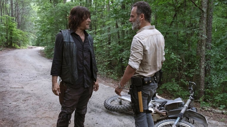 The Walking Dead Lincoln Reedus 904