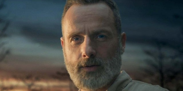 The Walking Dead Rick Grimes season 9