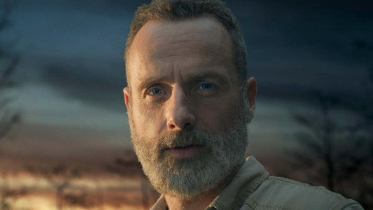 The Walking Dead Rick Grimes season 9